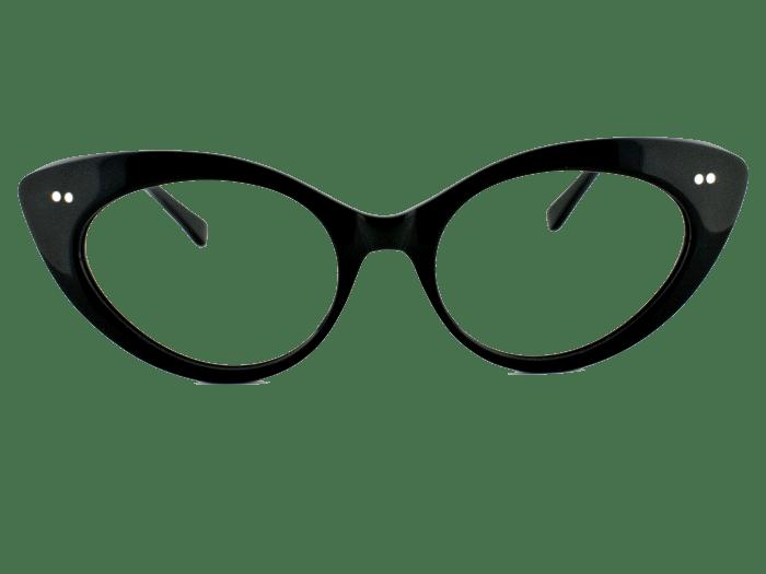 Old Focals Design - Kim - Black - 01
