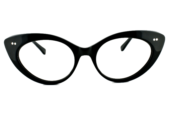 Old Focals Design - Kim - Black - 01