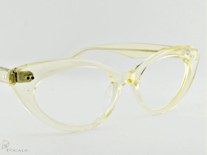 Old Focals Eyewear Design - Kim - Chardonnay 02