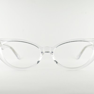 Adeline Clear Cateye