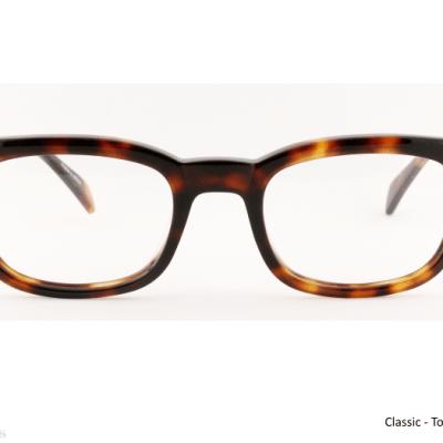 Classic Old Focals Eyewear Tortoiseshell