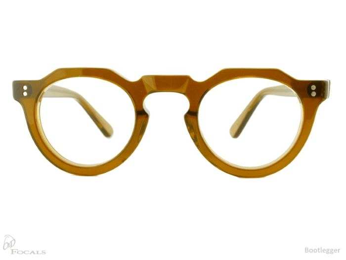 Old Focals Eyewear Bootlegger Brownsmoke