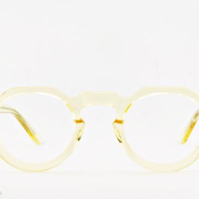 Old Focals Eyewear Bootlegger Champagne