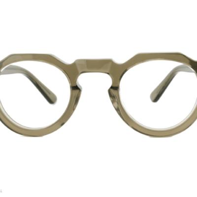 Old Focals Eyewear Bootlegger Gray Smoke