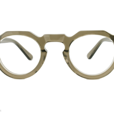 Old Focals Eyewear Bootlegger Gray Smoke