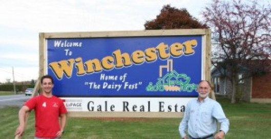 Welcome to Winchester - Oldford Team