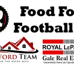 Oldford Team Food for Football