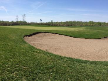 Cloverdale Links Sand