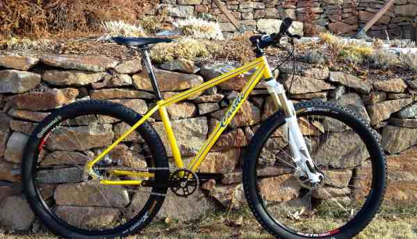 Castle Frameworks 26 mountain bike