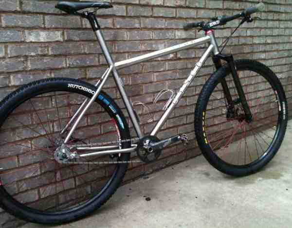 Cysco Cycles 29er mountain bike