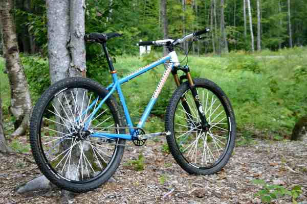 Dornbox Blackfly mountain bike