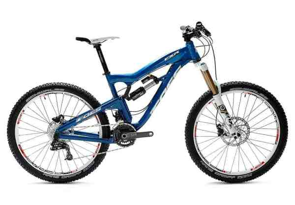 Foes Racing FXR mountain bike