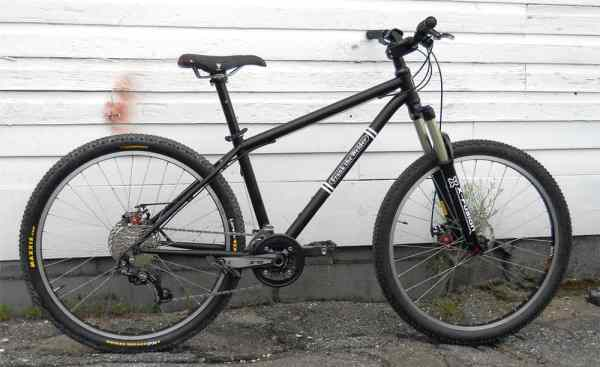 Frank The Welder Joe Friday 26 mountain bike