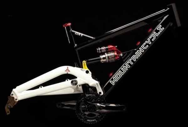 Mountain Cycle Zen II mountain bike