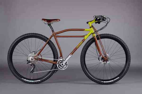 Pereira Cycles Roaring 29er mountain bike