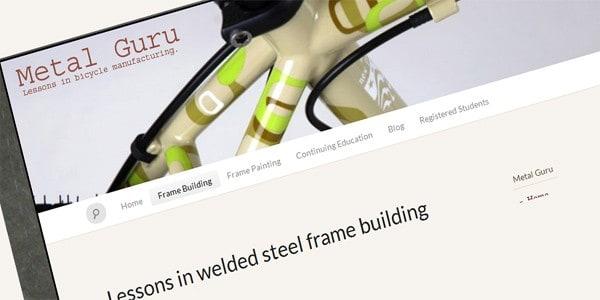 Metal Guru frame building class