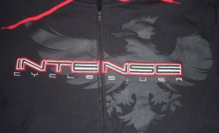 Intense Cycles hoodie