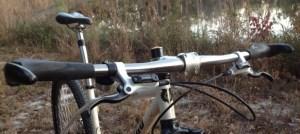 Thomson titanium mountain bike handlebar