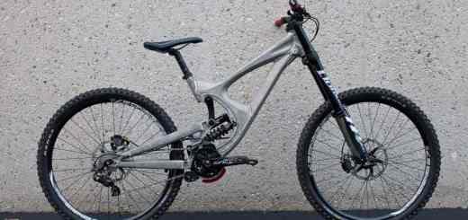 Intense Cycles 27.5 M9 Downhill Bike