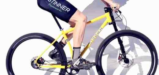 stinner frameworks mountain bike