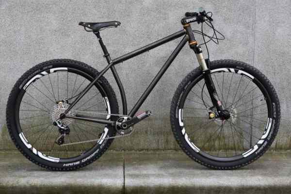 Fast Boy Cycles mountain bike