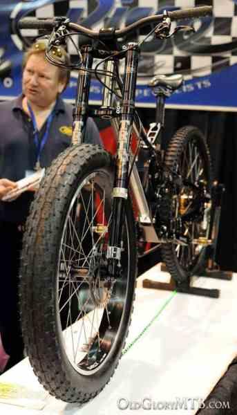 Risse Racing fat bike