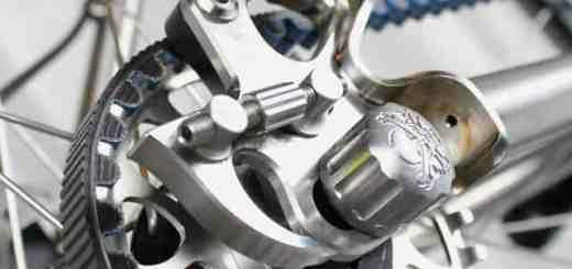 Paragon Toggle Drop belt drive dropout detail