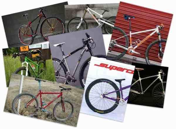 mountain bike made in the usa