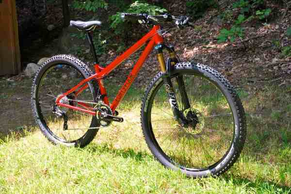 44 Bikes custom 27.5 hardtail