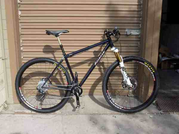 Alliance trail 29er