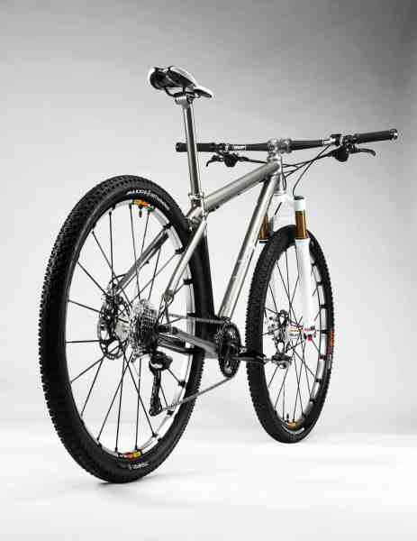 Firefly Ti-Carbon 29er