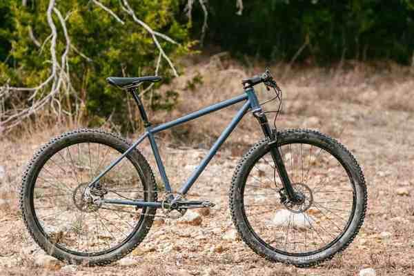 Cycles D'Autremont 27.5 hardtail
