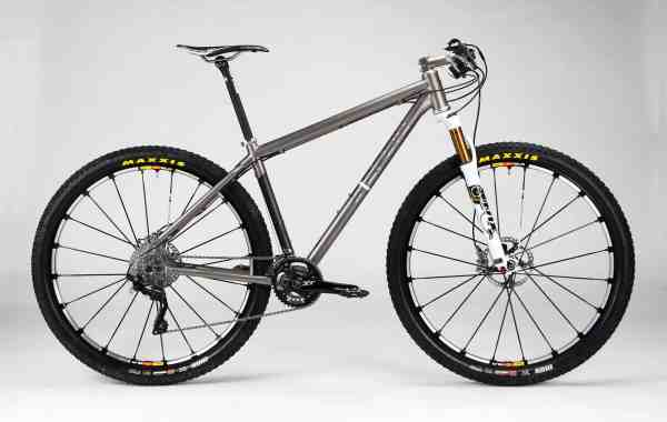 Firefly Ti Carbon hardtail