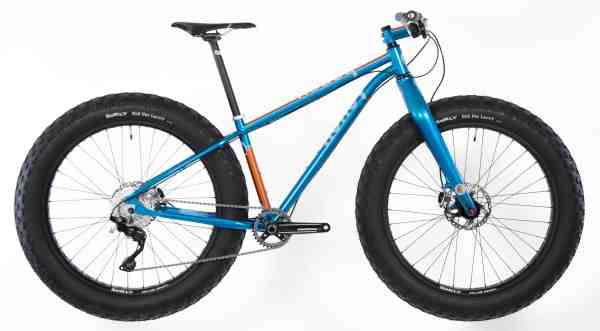 Honey Offtrail fat bike