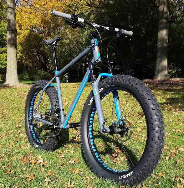 Wiseman fat bike