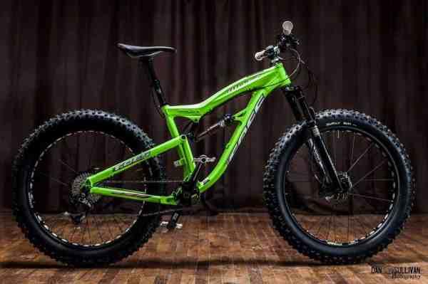 2015 Foes Racing Mutz Fat Bike