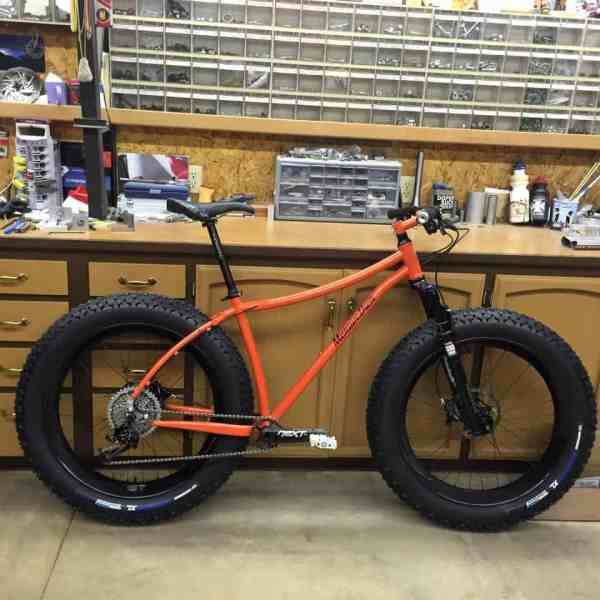 Meriwether Fat Bike