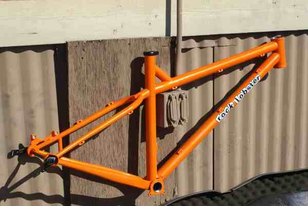 2015 Rock Lobster Hardtail Frame