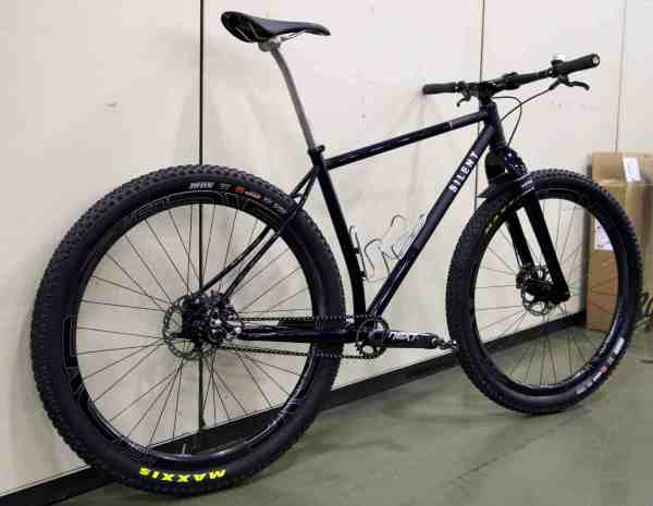 2015 Silent Cycles Rigid 29er NAHBS