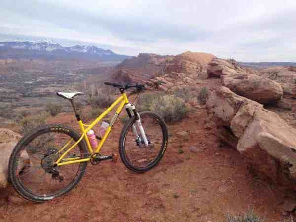 2015 Graham Cycles Hardtail