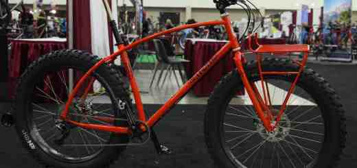 2015 NAHBS Retrotec Fat Bike
