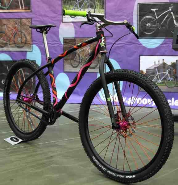 2015 Groovy Cycleworks Titanium Rigid