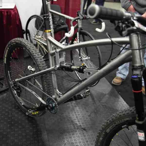2015 Dean Titanium 27.5 full suspension