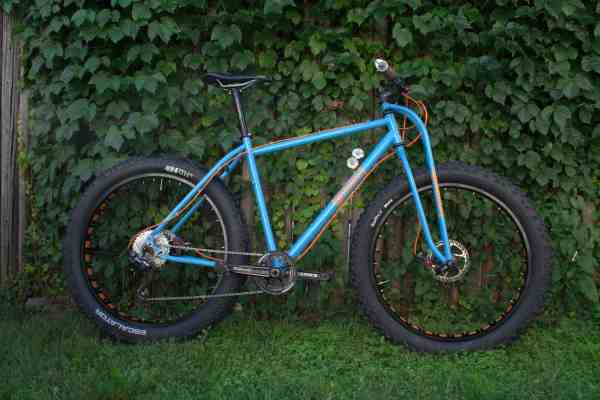 Graham Cycles Stephen's Kilo Graham