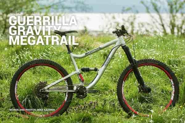Guerrilla Gravity Megatrail
