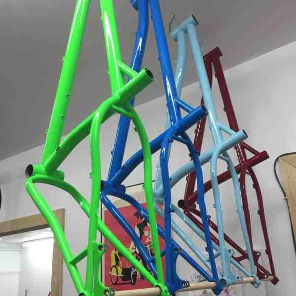 Matter Cycles Benefat frames
