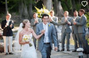 Mr. & Mrs. Bruce Hallett
