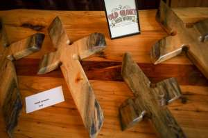 wooden-cross-wedding-gift-old-glory-ranch-wimberley-texas