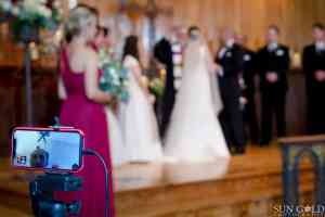 live stream wedding - old glory ranch - wimberley