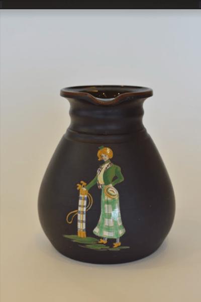 Black Vase 2